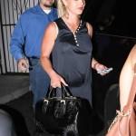 Britney Spears tiene que estar embarazada