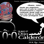 Felipe Calderon Otro Rollo